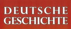 Zeitschrift Deutsche Geschichte