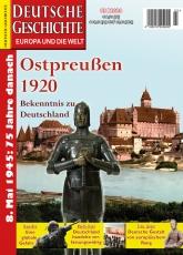 Ostpreußen 1920 - Bekenntnis zu Deutschland -
