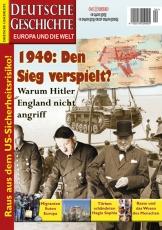 1940: Den Sieg verspielt?