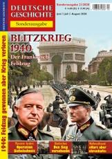 Blitzkrieg 1940 -der Frankreich Feldzug-